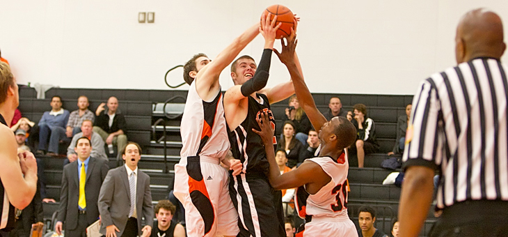 ClaremontMuddScripps Holds Off Caltech