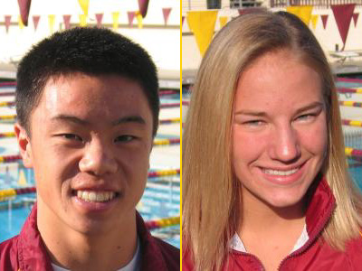 Pai And Jones Named SCIAC Athletes Of The Week