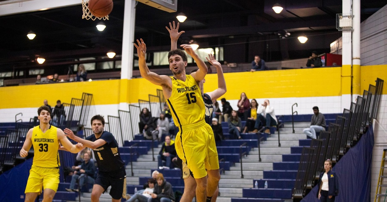 Cornerstone escapes with 65-64 win over UM-Dearborn