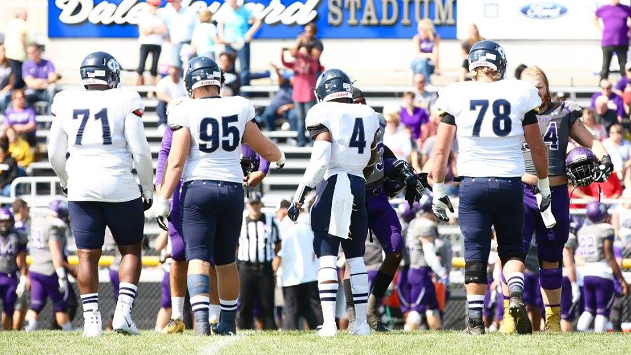 Iowa Central Football Academic All-Region Squad – Fall Semester (2017)
