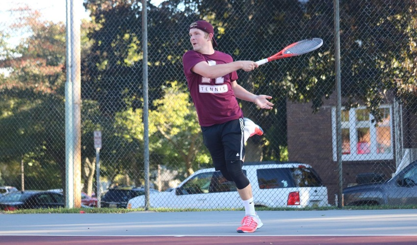Men's Tennis Tripped up Against Britons, 7-2