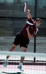 Men's Tennis Cruises to 4-2 Victory Over Sacramento State