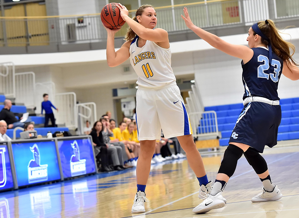 Herring's Perfect 10-for-10 Shooting Lead Women's Basketball Past MCLA