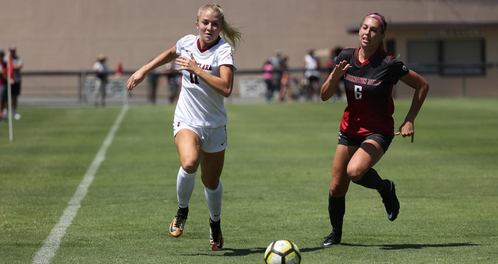 West Coast Conference Play Begins for Women's Soccer with LMU