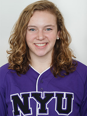 Maggie Swan, NYU/Softball Pitcher