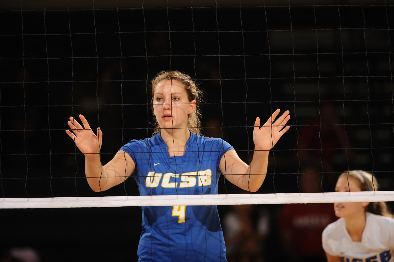 UCSB Cruises to Victory in Season Opening Match
