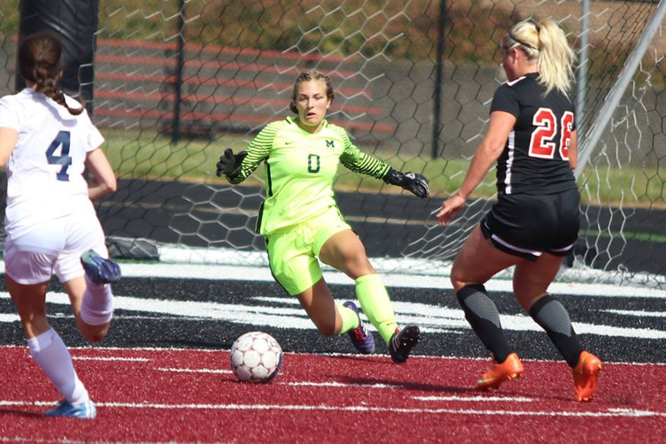 AQUINAS TAKES WHAC MATCHUP WITH WOMEN'S SOCCER