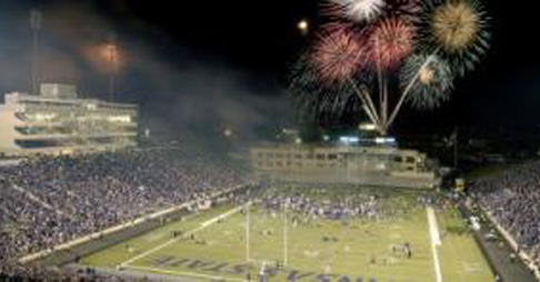 Stadium will be booming Saturday at Kansas State