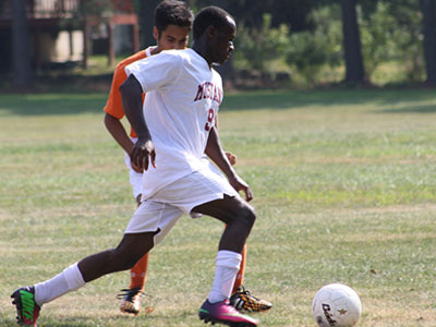 Game Recap: Massanga's 2 Goals Lead Way As Mustangs Edge Spartans, 4-3