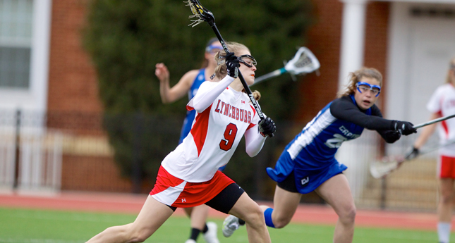 Women's Lacrosse Cruises to 15-7 Victory over Vixens
