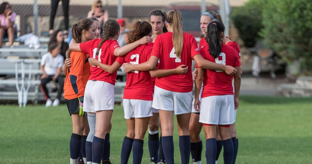 Women's Soccer falls to Caldwell 1-3 in CACC Quarterfinals