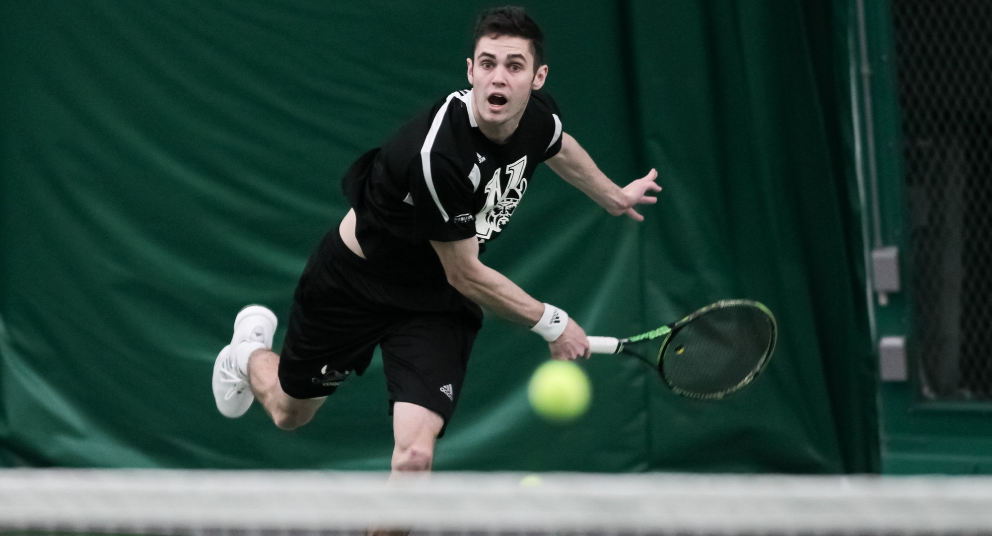 Men's Tennis Drops Doubleheader At No. 2 Ohio State To Begin Spring Season