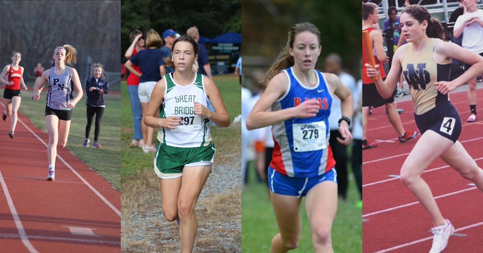 Cross Country/Track Inks Four Freshmen for 2017 Season