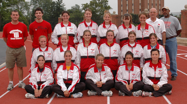 2005 Wittenberg Women's Cross Country