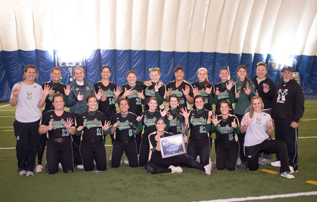 2014 NAC Softball Championships Day 3; Eagles Capture Sixth Straight NAC Championship