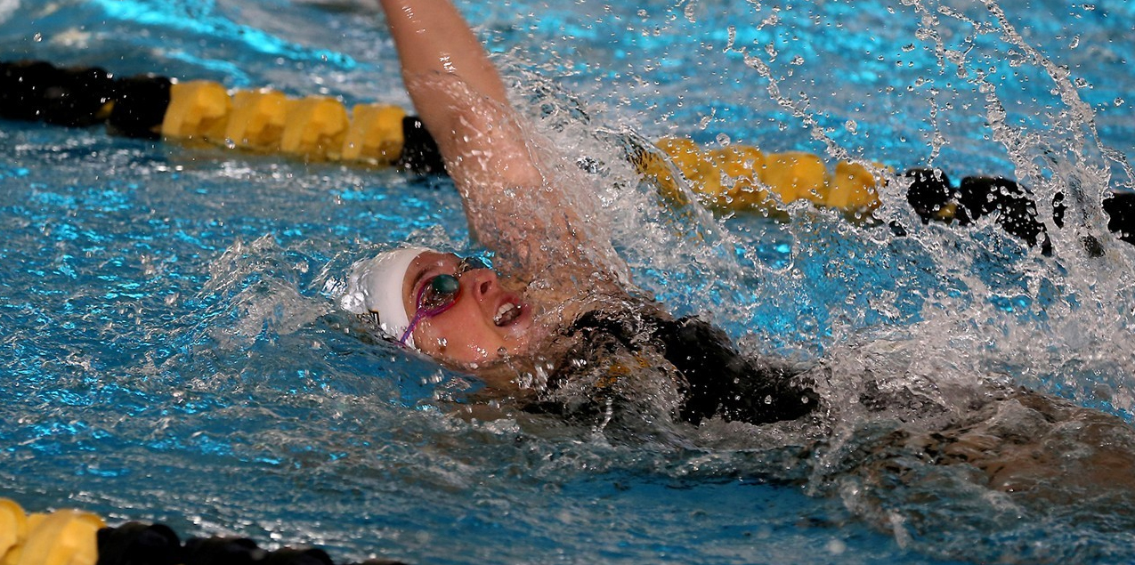 SCAC Women's Swimming & Diving Recap - Week Nine