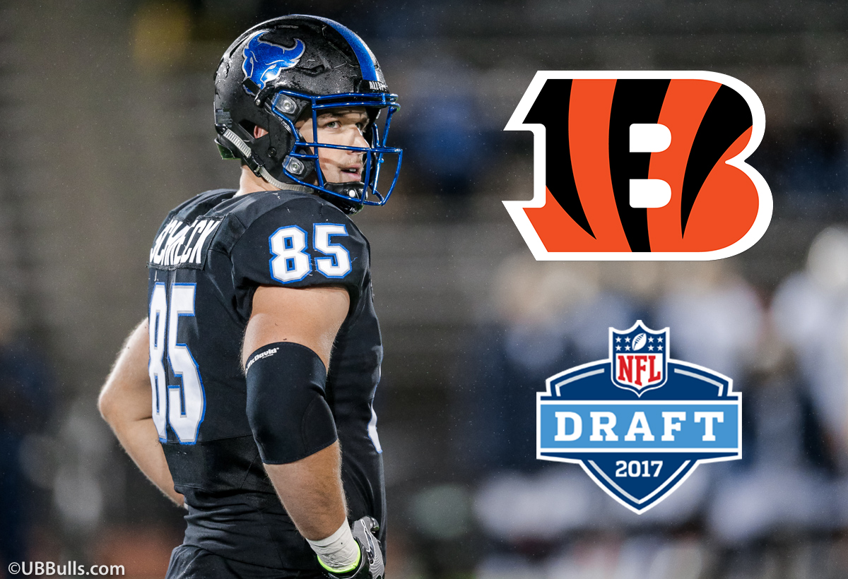 Schreck Drafted by Bengals; Johnson Signs with Bills