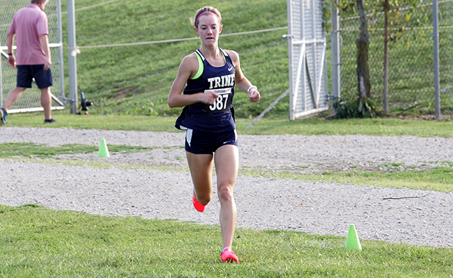 Thunder Place 11th at Calvin Invitational