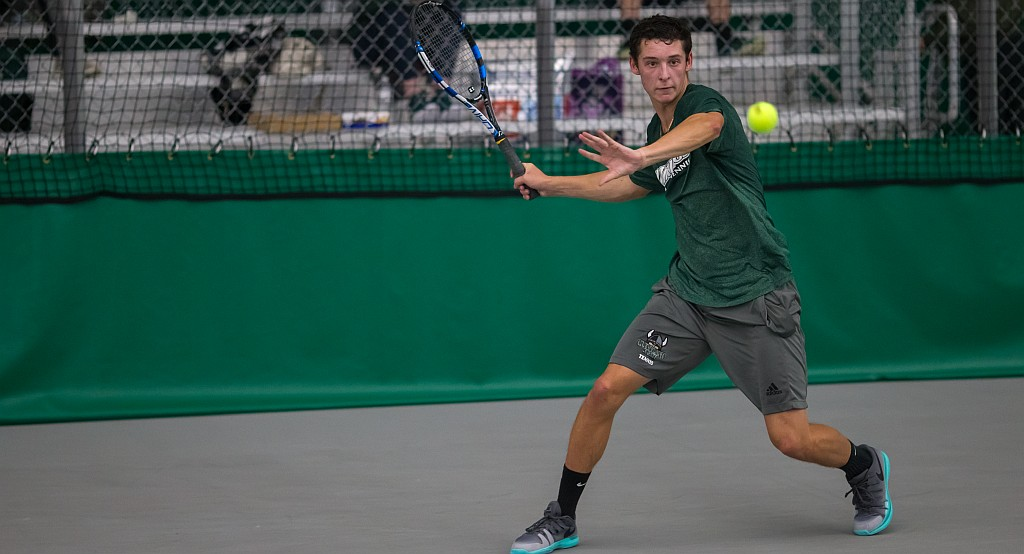 Mostardi Bows Out Of ITA All-American Championship