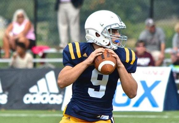 GAME #4 PREVIEW -- Bears Open NEFC Play on Parents' Weekend