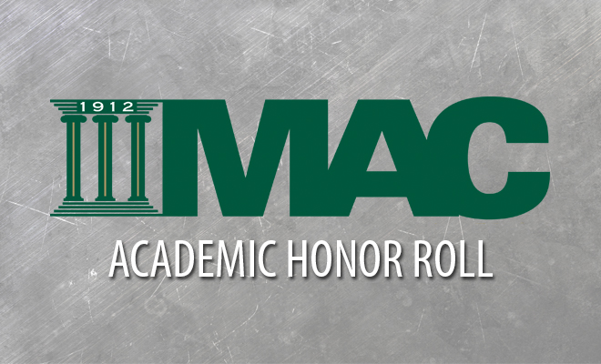 MAC Academic Honor Roll