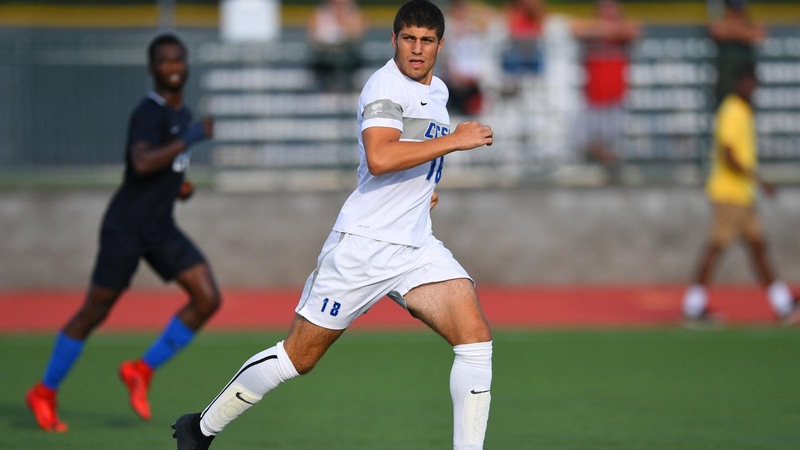 Men's Soccer Rally Comes Up Short to FDU, 2-1