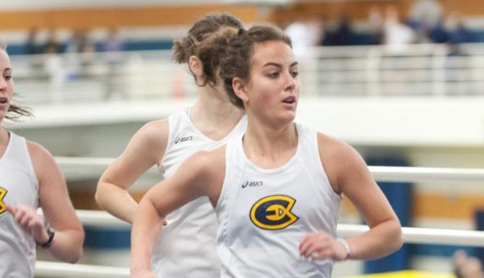 Women's Outdoor Track & Field Takes Third at Phil Esten Challenge