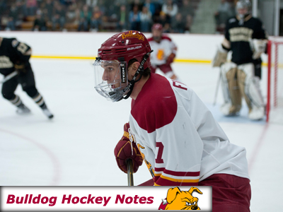 Weekly Notes Games 18-19: #14 Alaska at #18 Ferris State