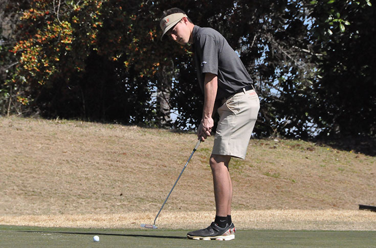 Golf: Panthers finish fifth at Wynlakes Intercollegiate Invitational