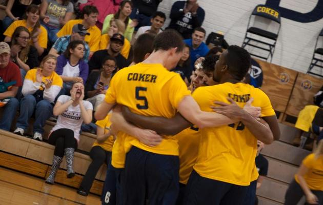 Coker Downs McKendree in Five