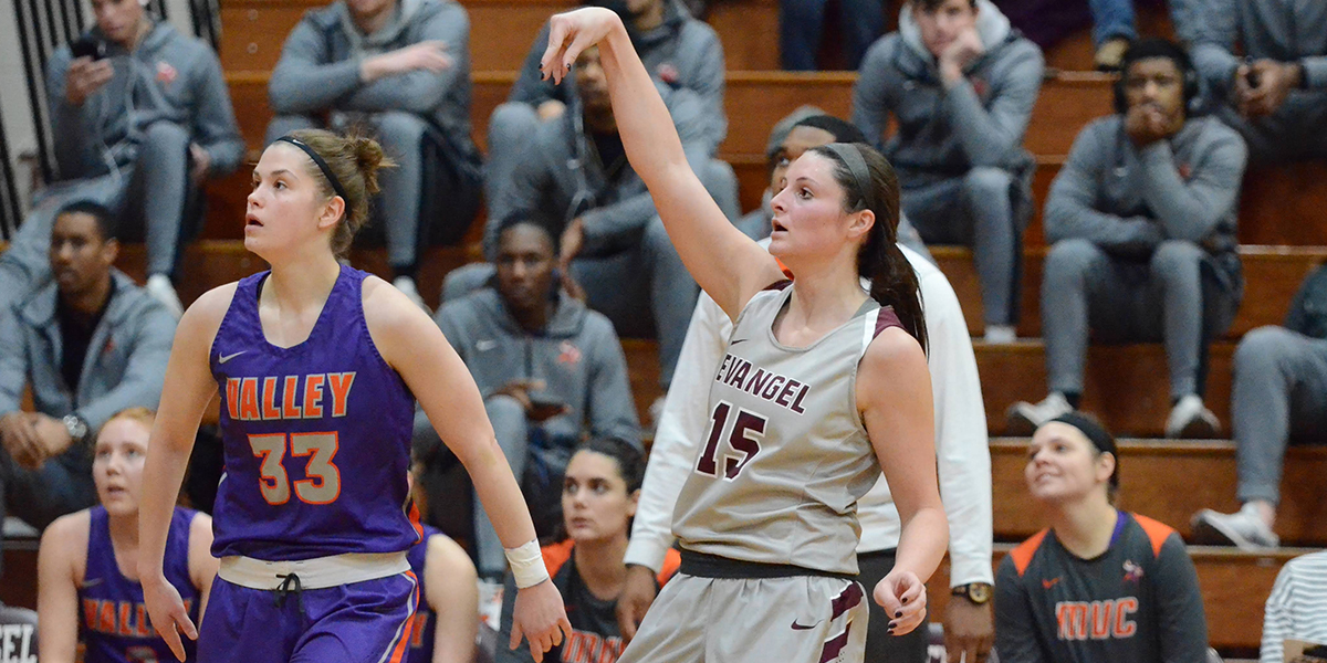 Evangel Women's Basketball Looking to Stop the Skid Against Graceland