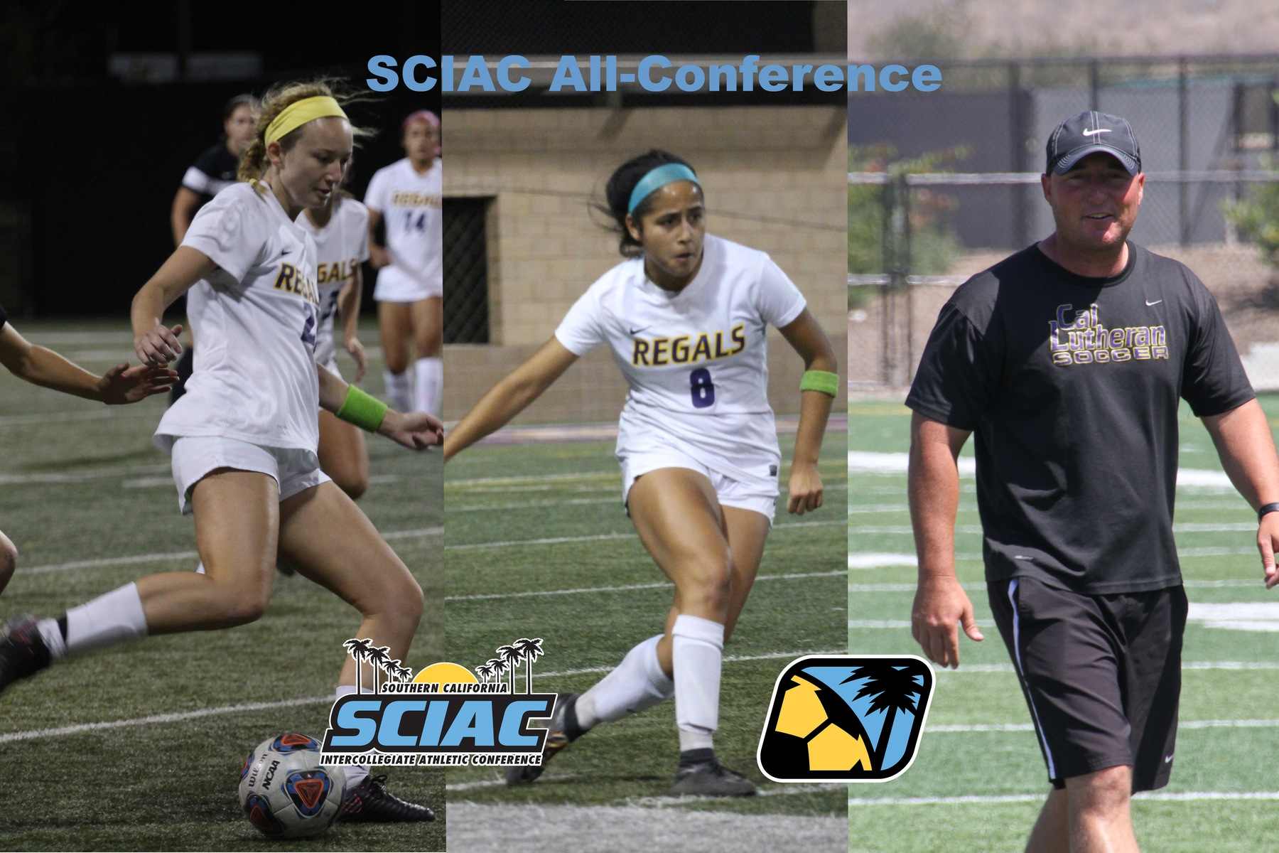 Youngdahl Named SCIAC AOY, Martinez Earns NOY and Marino Garners COY