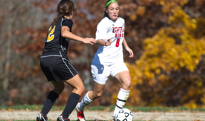 Women's Soccer On Road For Final Two Regular-Season Outings