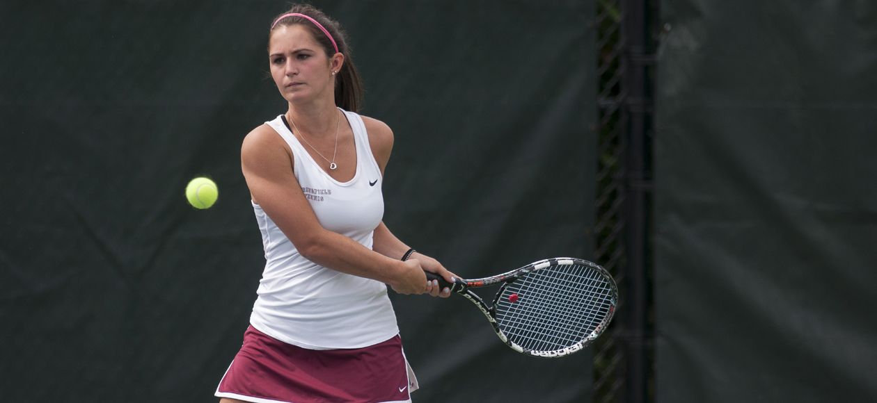 Women's Tennis Drops 5-4 Decision to Wheaton
