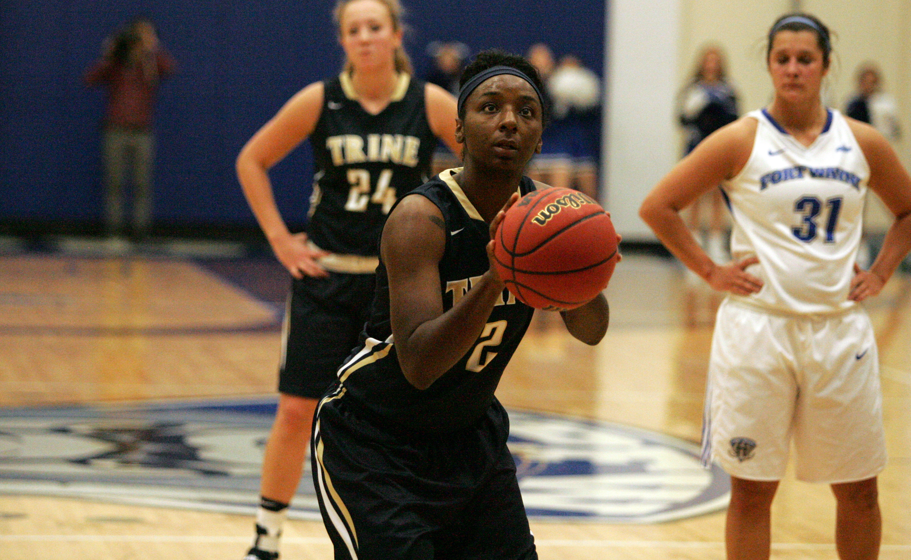 Women's Basketball Sails to Victory over Wisconsin-Platteville