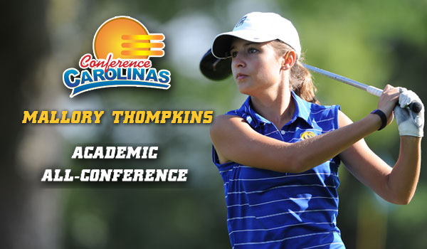 Thompkins Named Academic All-Conference