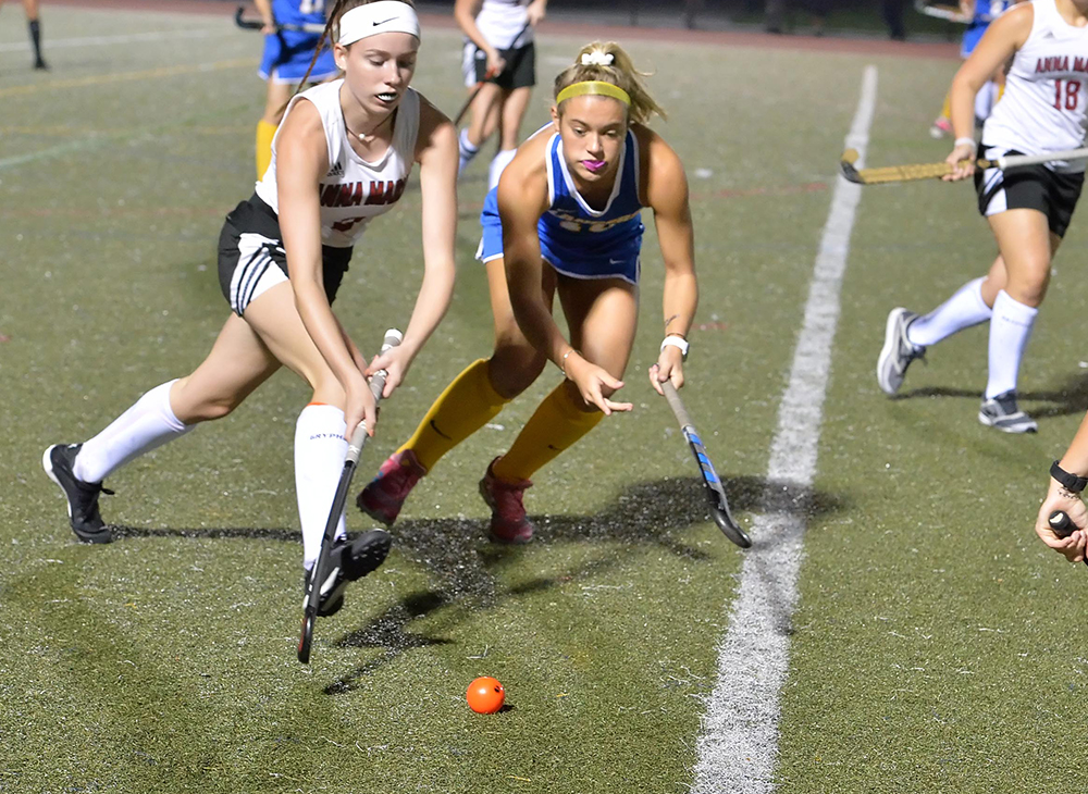 Field Hockey Knocks Off UMass Dartmouth