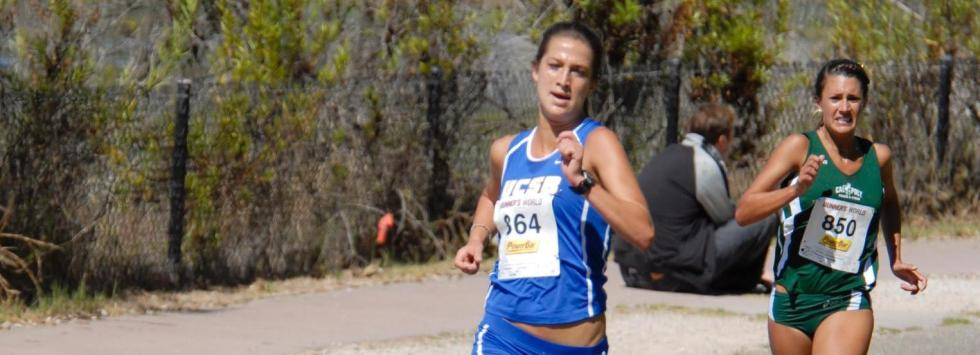 Gaucho Men Dash to 11th-Place Finish, Women are 16th at Pre-Nationals