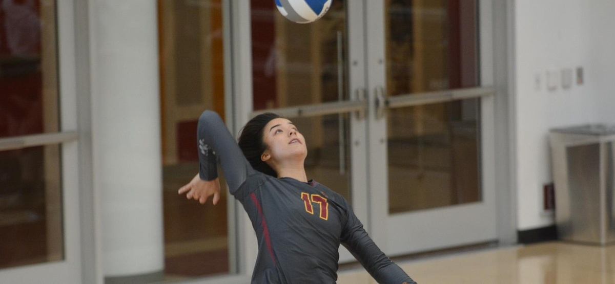 No. 3 CMS Volleyball Rallies From Behind Again for 3-1 Win over No. 6 Emory
