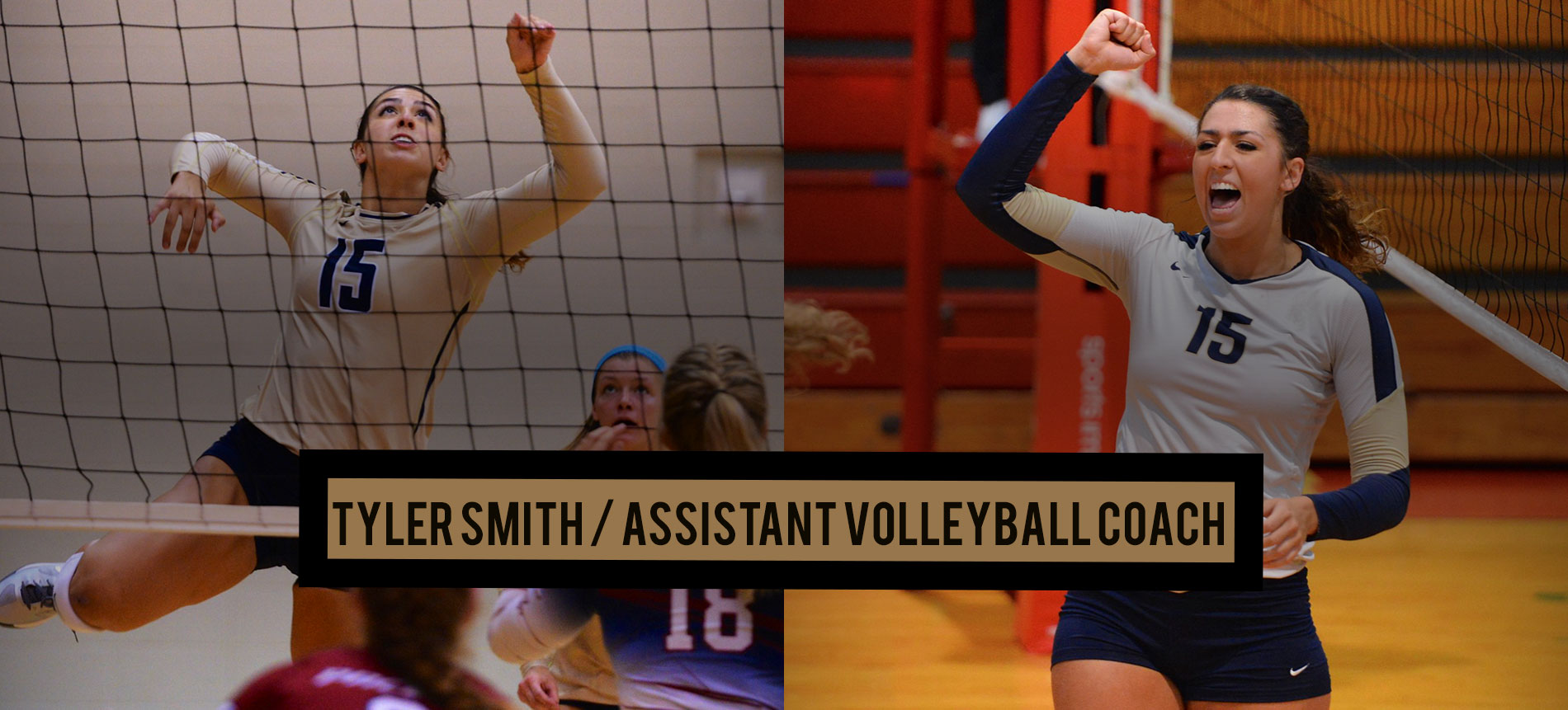 Smith Named Assistant Volleyball Coach