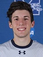 Men's Track Athlete of the Year - John Spirk, Moravian