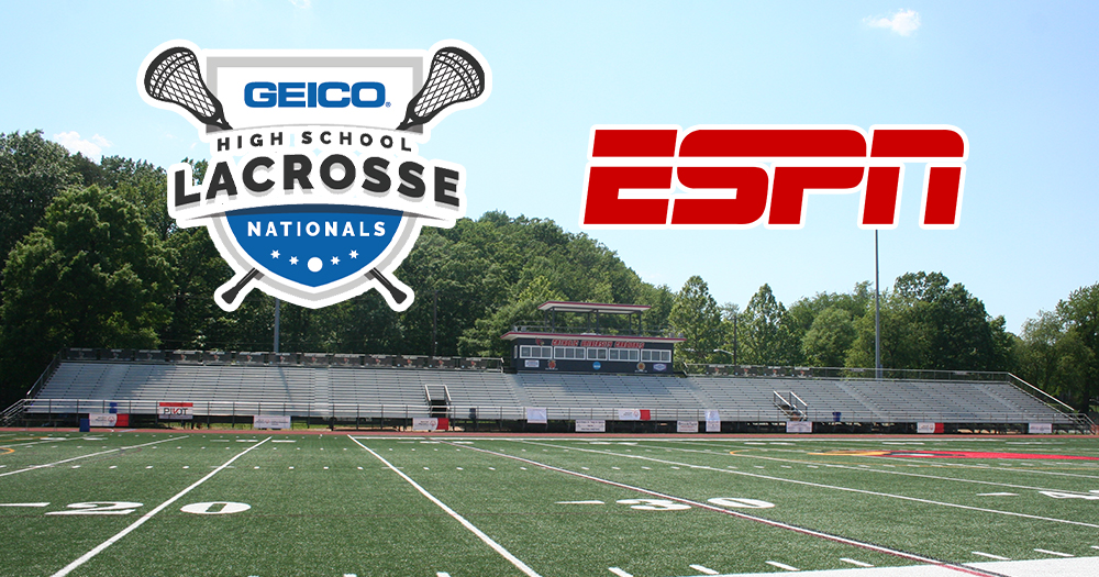 GEICO Lacrosse Nationals on ESPN Comes to Catholic