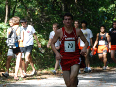 CUA competes at 2010 Landmark Conference championships