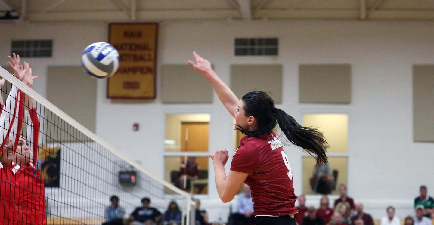 'Roo Volleyball Drops Pair at SCAC Cross-Divisional