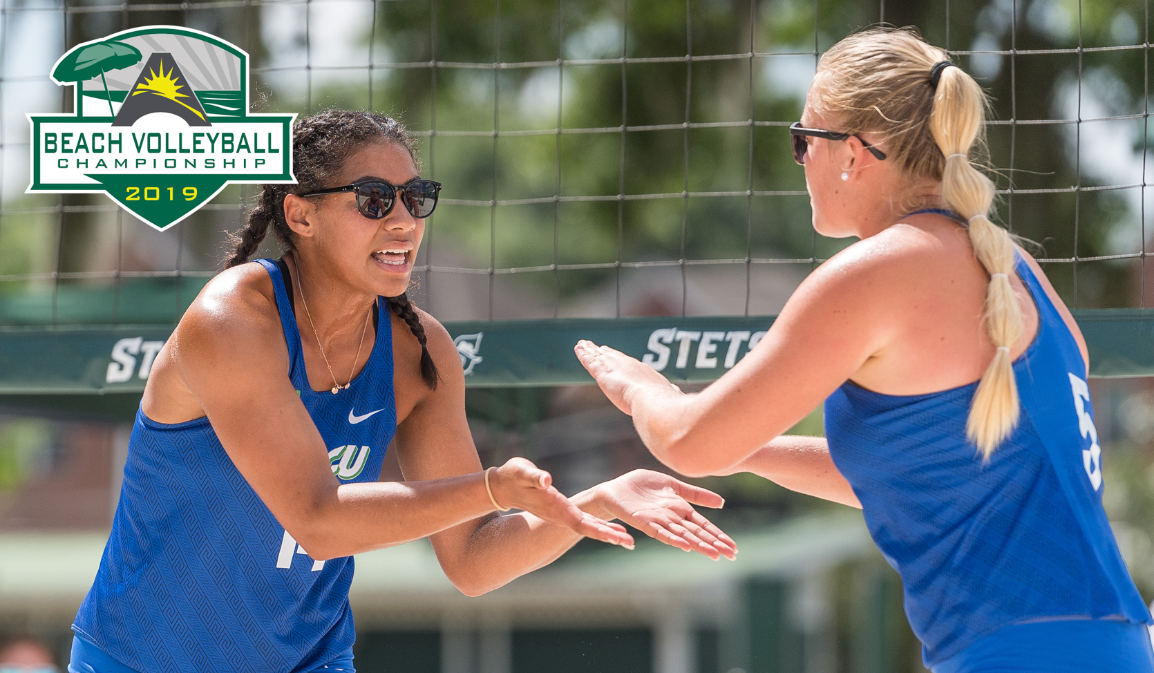 FGCU Defeats North Alabama to Advance in #ASUNBVB Championship