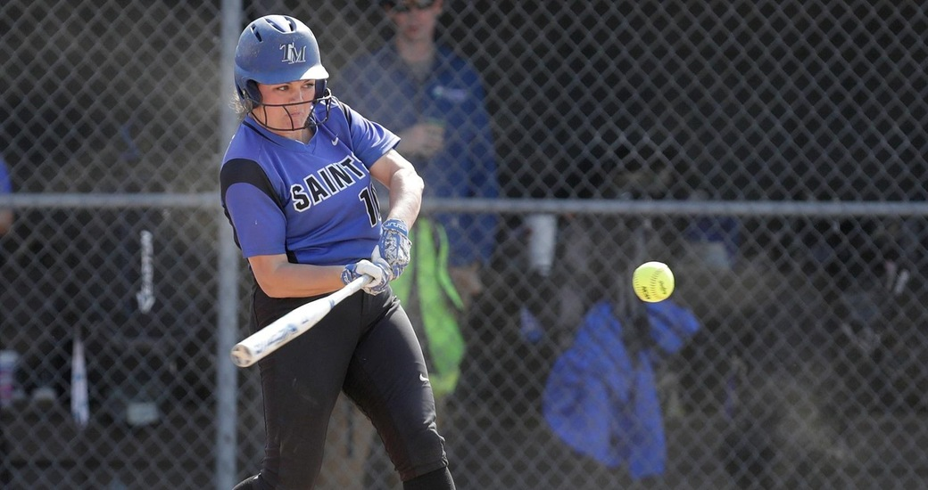 Softball Wins a Pair Against Wittenberg in Saturday Double-Header