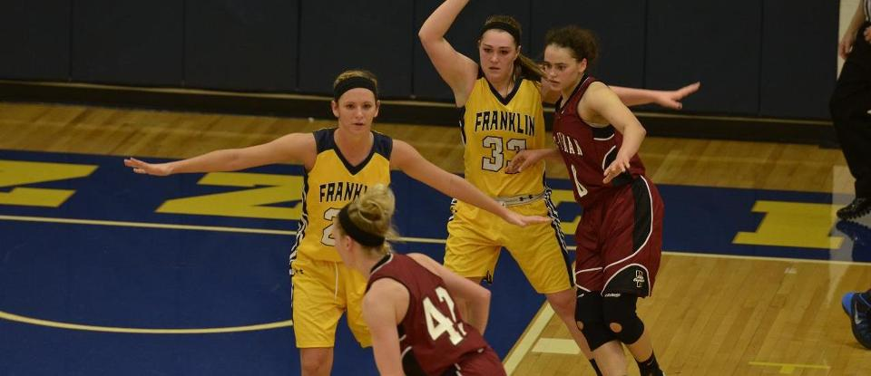 Season-Best Defensive Effort Leads Women's Basketball over Rose-Hulman