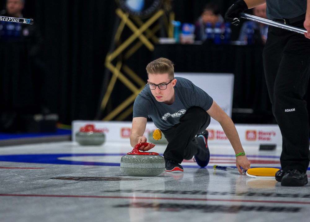 Day Four from the 2018 CCAA/Curling Canada Championships