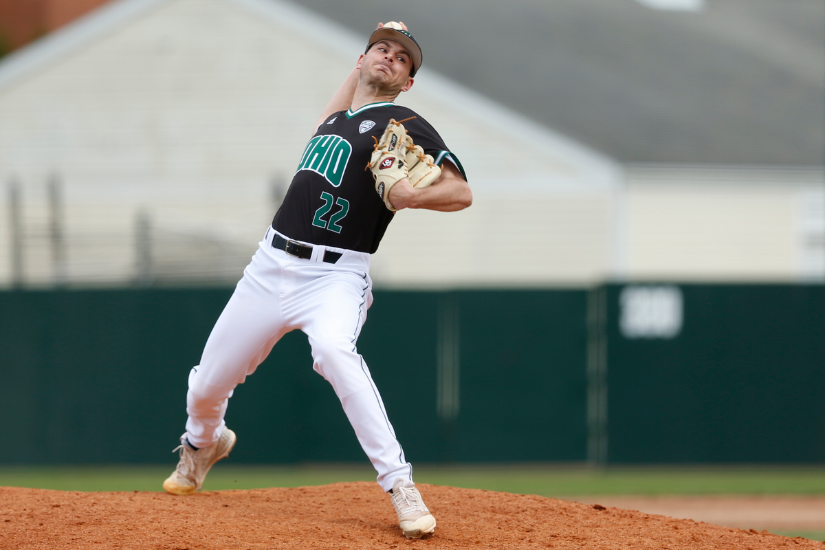 Ohio Baseball Plays Host To Shawnee State On Tuesday