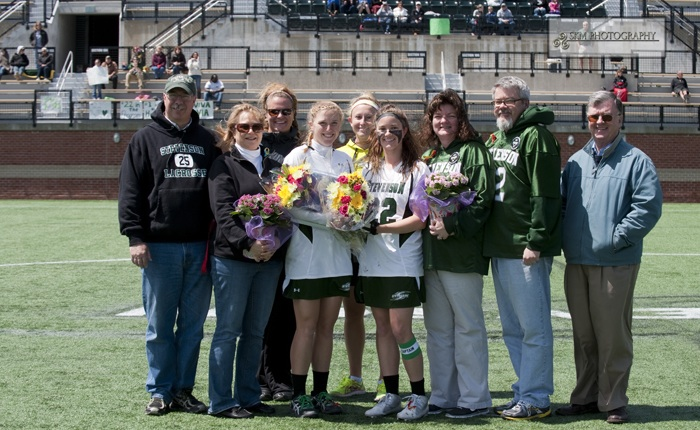 Mustangs Win School Record 13th Game, Down Widener 20-7 on Senior Day